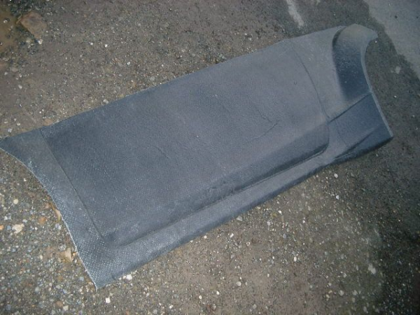 Fiesta S2000 Test Side Protector L/H. RT1394/FE